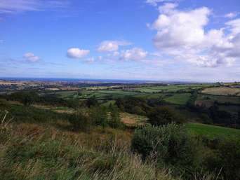 View from Sleights Bank Photo